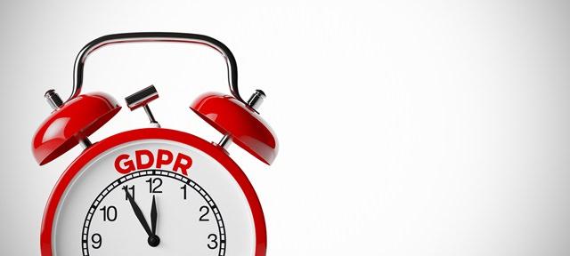 GDPR General Data Protection Regulation Concept