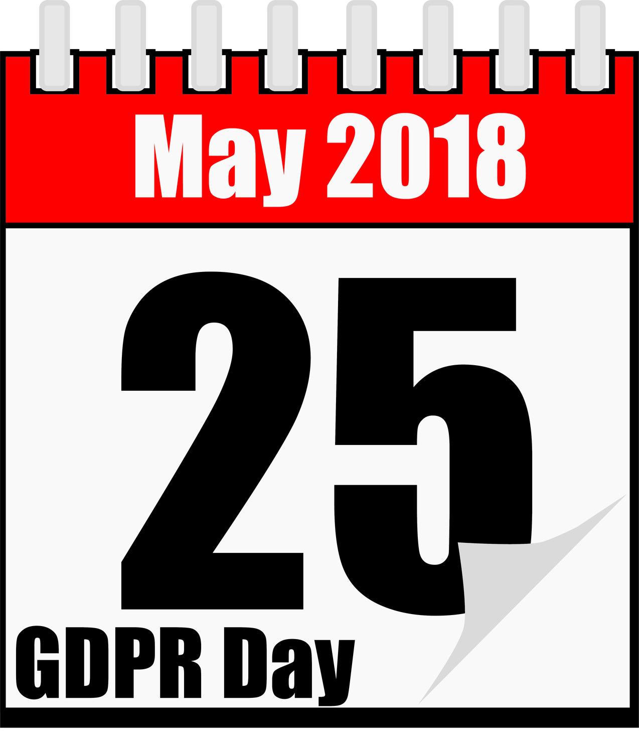 GDPR Day – 25 May 2018