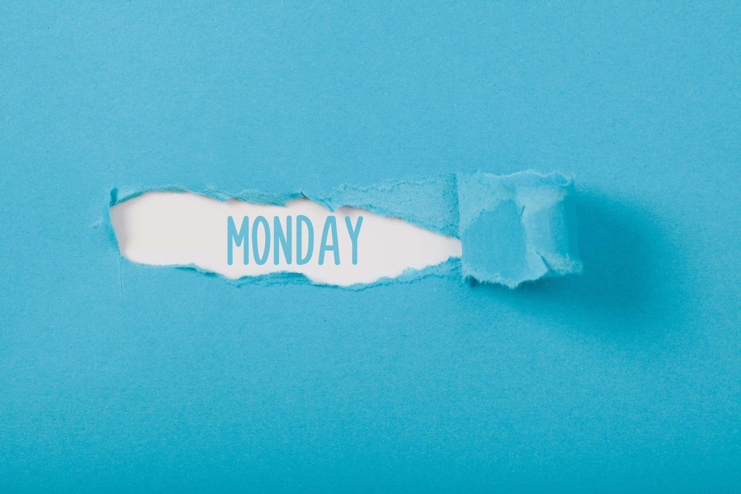 Blue Monday Blog 2020