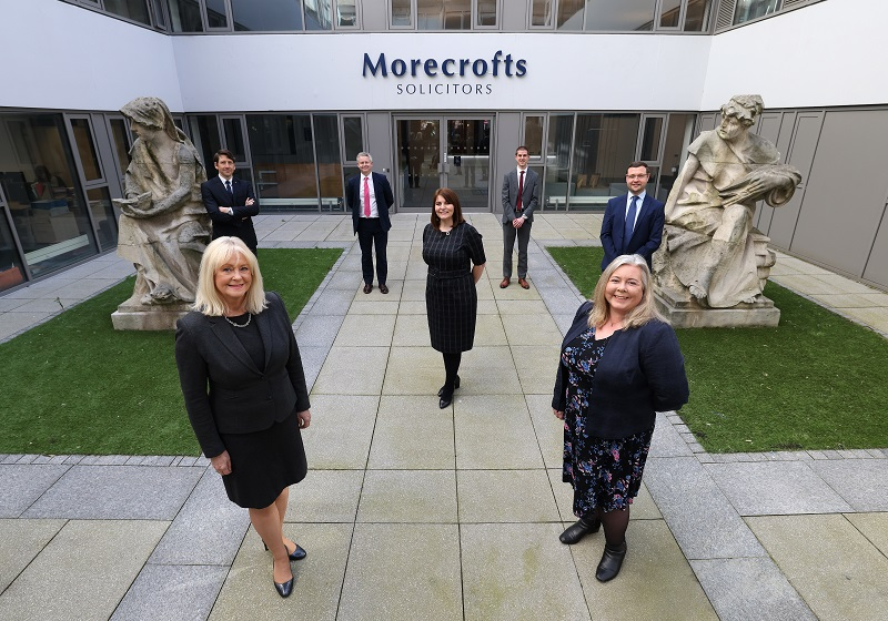 Knowsley legal team